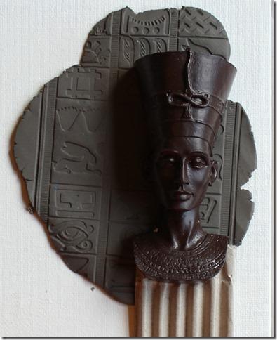 AW Nefertiti Canvas 4